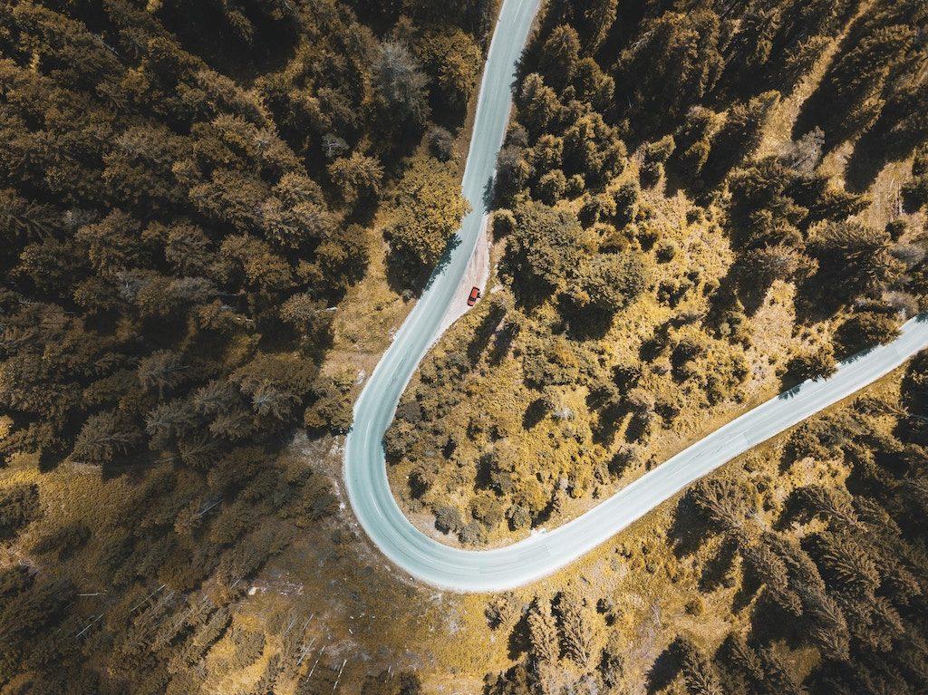 sky-road